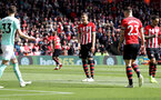 SOUTHAMPTON, ENGLAND - APRIL 27: Jan Bednarek of Southampton during the Premier League match between Southampton FC and AFC Bournemouth at St Mary's Stadium on April 27, 2019 in Southampton, United Kingdom. (Photo by Matt Watson/Southampton FC via Getty Images)
