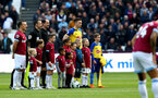 LONDON, ENGLAND - MAY 04: The mascot features in the centre circle photo during the Premier League match between West Ham United and Southampton FC at the London Stadium on May 04, 2019 in London, United Kingdom. (Photo by Matt Watson/Southampton FC via Getty Images)
