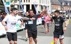 Francis Benali's IronFran challenge for Cancer Research UK