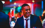 SOUTHAMPTON, ENGLAND - MAY 07:  Yan Valery during the Southampton FC 2018/19 Player Awards pictured at St Marys Stadium on May 7, 2019 in Southampton, England. (Photo by James Bridle - Southampton FC/Southampton FC via Getty Images)