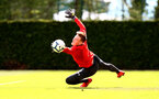 SOUTHAMPTON, ENGLAND - MAY 10: Jack Bycroft during a Southampton FC training session at the Staplewood Campus on May 10, 2019 in Southampton, England. (Photo by Matt Watson/Southampton FC via Getty Images)