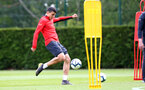 SOUTHAMPTON, ENGLAND - MAY 10: Mohamed Elyounoussi during a Southampton FC training session at the Staplewood Campus on May 10, 2019 in Southampton, England. (Photo by Matt Watson/Southampton FC via Getty Images)