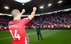 SOUTHAMPTON, ENGLAND - MAY 12: Oriol Romeu during the Premier League match between Southampton FC and Huddersfield Town at St Mary's Stadium on May 12, 2019 in Southampton, United Kingdom. (Photo by Matt Watson/Southampton FC via Getty Images)