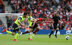 SOUTHAMPTON, ENGLAND - MAY 12: Shane Long during the Premier League match between Southampton FC and Huddersfield Town at St Mary's Stadium on May 12, 2019 in Southampton, United Kingdom. (Photo by Chris Moorhouse/Southampton FC)