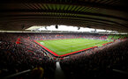 SOUTHAMPTON, ENGLAND - MAY 12: General View during the Premier League match between Southampton FC and Huddersfield Town at St Mary's Stadium on May 12, 2019 in Southampton, United Kingdom. (Photo by James Bridle - Southampton FC/Southampton FC via Getty Images)
