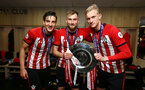 SOUTHAMPTON, ENGLAND - MAY 13: during the U23s PL2 Play off final between Southampton and Newcastle United pictured at St. Mary's Stadium on May 13, 2019 in Southampton, England. (Photo by James Bridle - Southampton FC/Southampton FC via Getty Images)