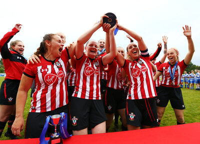 Southampton FC Women fixtures revealed for 2019/20