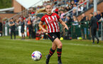SOUTHAMPTON, ENGLAND - MAY 19: Rachel Woods during the Womens Cup Final match between Southampton FC and Oxford pictured at AFC Totten on May 19, 2019 in Southampton, England. (Photo by James Bridle - Southampton FC/Southampton FC via Getty Images)