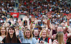SOUTHAMPTON, ENGLAND - MAY 25: during the Take That concert performed Live at St Marys Stadium pictured on May 25, 2019 in Southampton, England. (Photo by James Bridle - Southampton FC/Southampton FC via Getty Images)