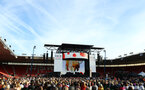 SOUTHAMPTON, ENGLAND - MAY 31:  General View ahead of The Rod Stewart Concert pictured at St Marys Stadium on May 31, 2019 in Southampton, England. (Photo by James Bridle - Southampton FC/Southampton FC via Getty Images)