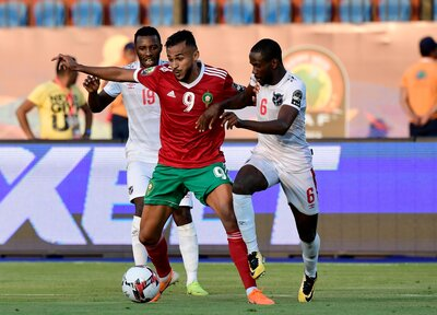 Boufal involved in Morocco win