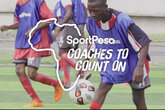 Saints and Sport Pesa run coaching clinic in Tanzania