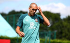 SOUTHAMPTON, ENGLAND - JULY 02: Oriol Romeu during Southampton FC's second day of pre season training at the Staplewood Campus on July 02, 2019 in Southampton, England. (Photo by Matt Watson/Southampton FC via Getty Images)