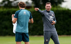 SOUTHAMPTON, ENGLAND - JULY 03: Ralph Hasenhuttl during a Southampton FC pre-season training session at the Staplewood Campus on July 03, 2019 in Southampton, England. (Photo by Matt Watson/Southampton FC via Getty Images)