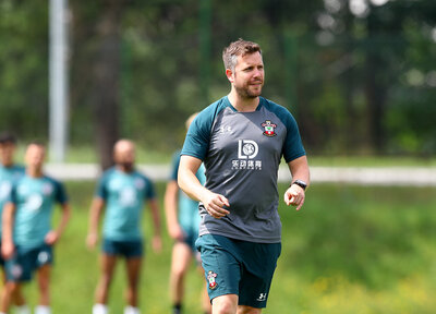 How are Saints' players keeping fit?