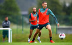 SCHRUNS, AUSTRIA - JULY 12: Will Smallbone during a Southampton FC pre season training session on July 12, 2019 in Schruns, Austria. (Photo by Matt Watson/Southampton FC via Getty Images)