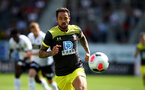 ALTACH, AUSTRIA - JULY 14: Danny Ings of Southampton during the pre-season friendly match between SCR Altach and Southampton FC at The Cashpoint Arena on July 14, 2019 in Altach, Austria. (Photo by Matt Watson/Southampton FC via Getty Images)