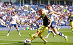 PRESTON, ENGLAND - JULY 20: Stuart Armstrong during the pre-season friendly game between Preston North End and Southampton FC pictured at Deepdale on July 20, 2019 in Preston, England. (Photo by James Bridle - Southampton FC/Southampton FC via Getty Images)