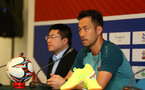 Maya Yoshida during a Southampton FC press sonference while on their Pre Season trip to Macau, China, 22nd July 2019