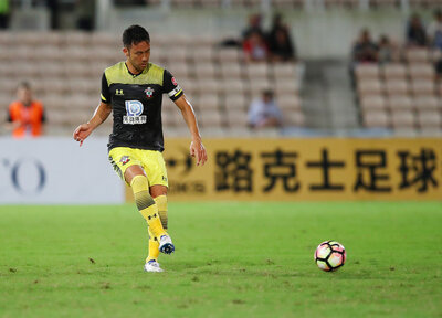 Yoshida on Guangzhou success