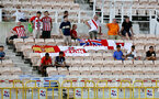 MACAU, MACAU - JULY 23: Fans during the pre-season friendly match between Guangzhou R&F and Southampton, on July 23, 2019 at the Estadio Campo Desportivo in Macau, Macau. (Photo by Matt Watson/Southampton FC via Getty Images)