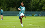 DUBLIN, ENGLAND - JULY 24: Ryan Bertrand during a Southampton FC training session pictured at Carton House Spa and Resort for Pre-Season Training on July 24, 2019 in Southampton, England. (Photo by James Bridle - Southampton FC/Southampton FC via Getty Images)
