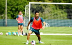 DUBLIN, ENGLAND - JULY 27: Maya Yoshida during a Southampton FC Training session pictured at Carton House Spa and Resort for Pre-Season Training on July 27, 2019 in Southampton, England. (Photo by James Bridle - Southampton FC/Southampton FC via Getty Images)