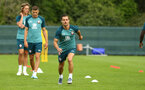 DUBLIN, ENGLAND - JULY 27: Cedric Soares during a Southampton FC Training session pictured at Carton House Spa and Resort for Pre-Season Training on July 27, 2019 in Southampton, England. (Photo by James Bridle - Southampton FC/Southampton FC via Getty Images)