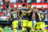Highlights: Feyenoord 1-3 Saints
