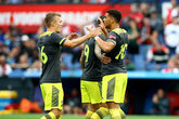 Saints see off Feyenoord