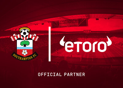 Southampton extend partnership with eToro
