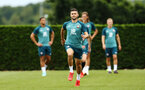 SOUTHAMPTON, ENGLAND - AUGUST 08: Shane Long during a Southampton FC Training Session pictured at Staplewood Training Ground on August 08, 2019 in Southampton, England. (Photo by James Bridle - Southampton FC/Southampton FC via Getty Images)
