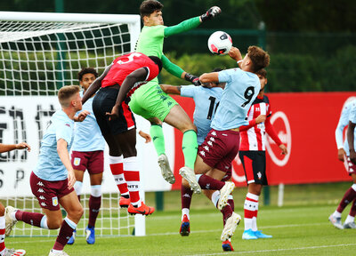 U18 Report: Saints 2-3 Aston Villa