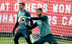 SOUTHAMPTON, ENGLAND - AUGUST 13: Angus Gunn during a Southampton FC training session at the Staplewood Campus on August 13, 2019 in Southampton, England. (Photo by Matt Watson/Southampton FC via Getty Images)