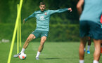 SOUTHAMPTON, ENGLAND - AUGUST 13: Jack Stephens during a Southampton FC training session at the Staplewood Campus on August 13, 2019 in Southampton, England. (Photo by Matt Watson/Southampton FC via Getty Images)