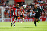 Saints edged out by Liverpool