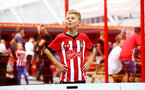 SOUTHAMPTON, ENGLAND - AUGUST 17: fans play inside the kids zone at the new Fan Zone located in the South car park ahead of the Premier League match between Southampton FC and Liverpool FC at St Mary's Stadium on August 17, 2019 in Southampton, United Kingdom. (Photo by James Bridle - Southampton FC/Southampton FC via Getty Images)