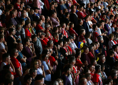 Sheffield United tickets on sale now