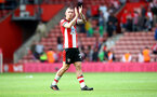 SOUTHAMPTON, ENGLAND - AUGUST 17: Pierre-Emile Hojbjerg of Southampton during the Premier League match between Southampton FC and Liverpool FC at St Mary's Stadium on August 17, 2019 in Southampton, United Kingdom. (Photo by Matt Watson/Southampton FC via Getty Images)