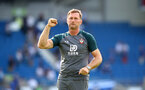 BRIGHTON, ENGLAND - AUGUST 24: Ralph Hasenhuttl of Southampton during the Premier League match between Brighton & Hove Albion and Southampton FC at American Express Community Stadium on August 24, 2019 in Brighton, United Kingdom. (Photo by Matt Watson/Southampton FC via Getty Images)
