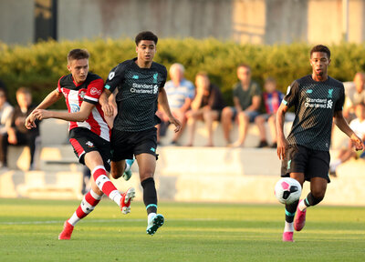 U23 Highlights: Saints 2-4 Liverpool