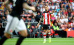 SOUTHAMPTON, ENGLAND - AUGUST 31: Danny Ings of Southampton during the Premier League match between Southampton FC and Manchester United at St Mary's Stadium on August 31, 2019 in Southampton, United Kingdom. (Photo by Matt Watson/Southampton FC via Getty Images)