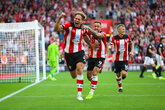 Gallery: Saints 1-1 Manchester United