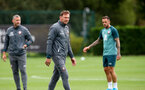 SOUTHAMPTON, ENGLAND - SEPTEMBER 03: Ralph Hasenhuttl at the Staplewood Campus on September 03, 2019 in Southampton, England. (Photo by Matt Watson/Southampton FC via Getty Images)