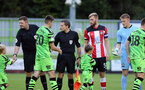 Aaron O'Driscoll. Forest Green Rovers v Southampton U23s, The New Lawn, Nailsworth, Gloucestershire. (Picture by Chris Moorhouse/Southampton FC via Getty Images)    Tuesday 3rd September 2019