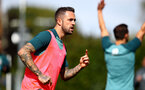 SOUTHAMPTON, ENGLAND - SEPTEMBER 05: Danny Ings during a Southampton FC training session at the Staplewood Campus on September 05, 2019 in Southampton, England. (Photo by Matt Watson/Southampton FC via Getty Images)