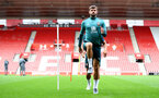SOUTHAMPTON, ENGLAND - SEPTEMBER 12: Jack Stephens during a Southampton FC training session at St Mary's stadium on September 12, 2019 in Southampton, England. (Photo by Matt Watson/Southampton FC via Getty Images)