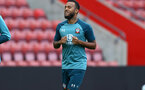 Ryan Bertrand during 1st Team training session at St Marys Stadium, Southampton, 12th September 2019 (pic by Isabelle Field)