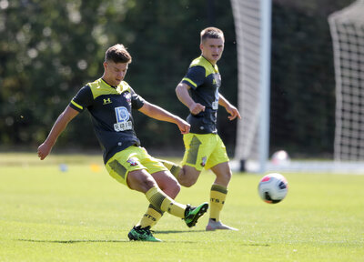 U18 Report: Reading 1-2 Saints