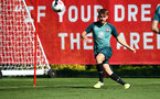 SOUTHAMPTON, ENGLAND - SEPTEMBER 17: Jake Vokins during a Southampton FC training session at the Staplewood Campus on September 17, 2019 in Southampton, England. (Photo by Matt Watson/Southampton FC via Getty Images)